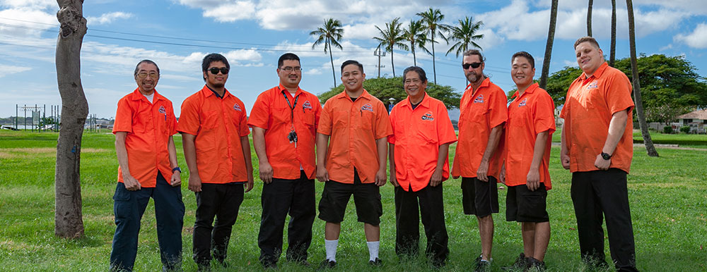 image of pop a lock of honolulu roadside techs